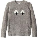Knit Sweater with Eyes (Toddler/Little Kids/Big Kids)