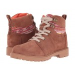 Summit Boot (Little Kid/Big Kid) Rawhide Suede/Pendleton Stripe