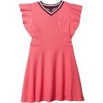 Tommy Ruffle Dress (Big Kids)