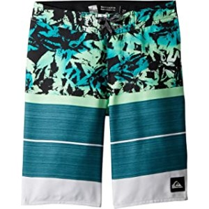 Slab Island Boardshorts (Big Kids) Atlantic Deep