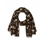 All Over Rodeo Modal/Cashmere Scarf