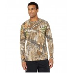 Under Armour SC Camo Live Long Sleeve T-Shirt Realtree Edge/Black