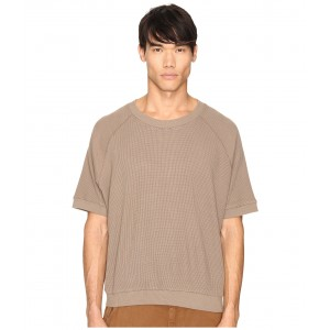 Short Sleeve Thermal Tee Fossil