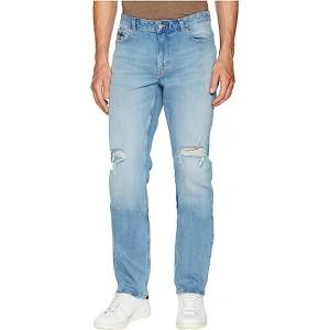 Slim Straight Fit Jeans in Divisadero Blue Wash Divisadero Blue Wash