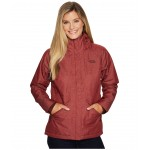Inlux Insulated Jacket Barolo Red Heather