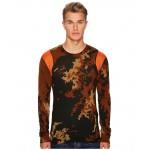 Camouflage Sweater Camouflage/Orange
