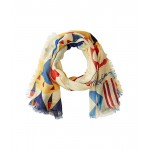 Wild Horses Modal/Cashmere Scarf