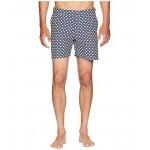 Bulldog Jacquard Swim Shorts