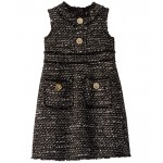 Dolce & Gabbana Kids L51DU3HUMDXS8290 (Little Kids) Melange Grigi