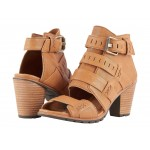 Nadia Buckle Camel Brown