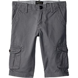 Crucial Battle Cargo Shorts (Big Kids) Quiet Shade