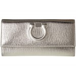 Gancio Leather Continental Wallet
