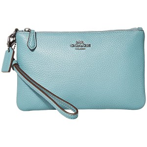 Polished Pebble Small Wristlet