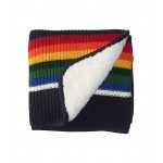 Knit Sherpa Baby Blanket