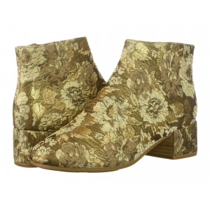 Ella Bootie Gold Multi