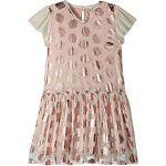 Bellie Tulle Dress w/ Metallic Seashells (Toddler/Little Kids/Big Kids)