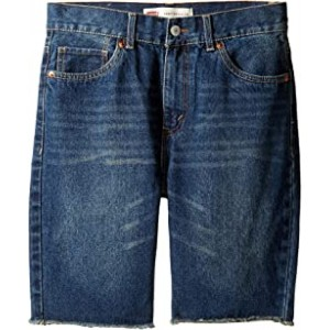 505 Cut Off Shorts (Big Kids) Moonlite