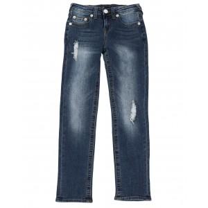 slim straight jeans (8-20)