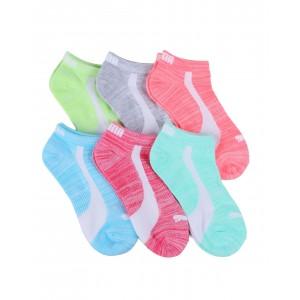 6 pack low cut socks (4-9.5)