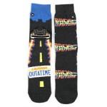 time traveler socks