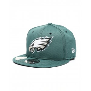 9fifty on field philadelphia eagles cap