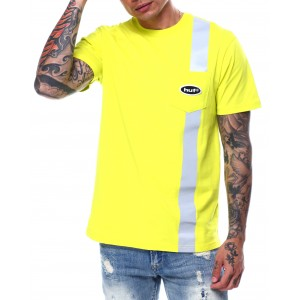 safety s/s pocket tee