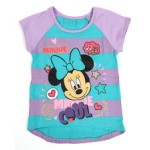 minnie mouse cool high low tee (2t-4t)