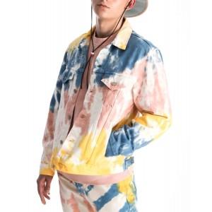 v. haight surfer trucker jacket