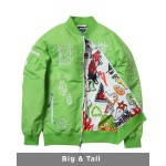 fly reversible jacket (b&t)
