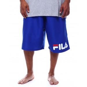 side logo swim shorts (b&t)