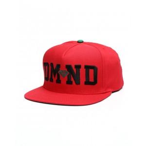 dmnd snapback hat