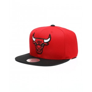 chicago bulls wool 2 tone snapback hat