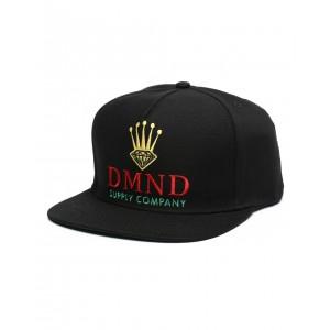 diamond supply crown snapback hat