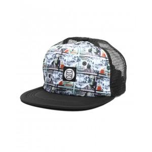 money diamond trucker hat