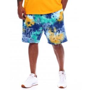 gotemba tie dye shorts (b&t)