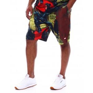king black panther shorts (b&t)