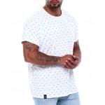 shark print t-shirt (b&t)