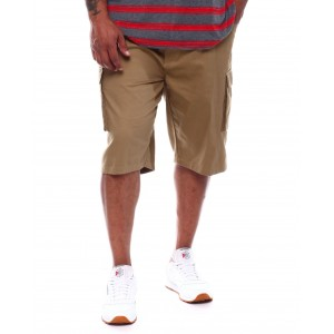 belted cargo short (b&t)