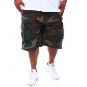 rothco vintage camo paratrooper cargo shorts