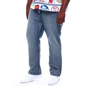 stone wash sand blast denim jeans (b&t)