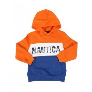 color block hoodie (4-7)