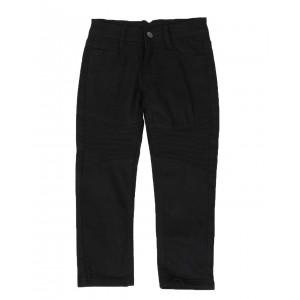 stretch twill skinny moto pants (4-7)