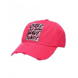 girls just wanna have funds dad hat (unisex)
