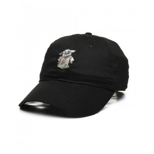 the child embroidered dad cap