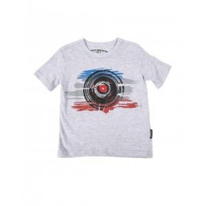 record graphic t-shirt (2t-4t)