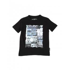 cassette graphic t-shirt (2t-4t)