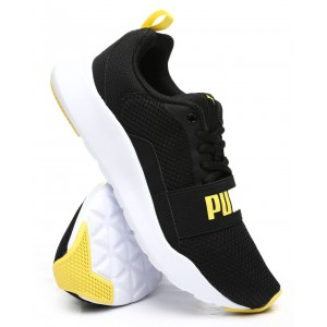 puma wired jr sneakers (4-7)