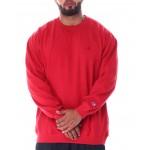 fleece crew sweatshirt (b&t)