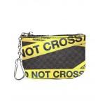 do not cross coin pouch (unisex)