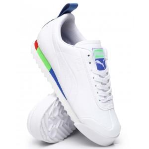 roma tfs jr sneakers (4-7)